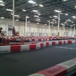 Photo taken at K1 Speed Ontario by Anthony Alan T. on 10/30/2011