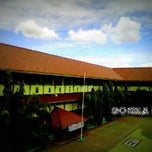 Photo taken at SMAN 71 Jakarta by Rilo P. on 5/27/2012