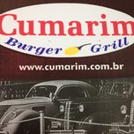 Photo taken at Cumarim Burger Grill by Vanessa L. on 6/17/2012
