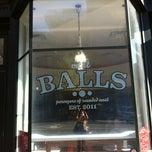 Photo taken at Meatballs by Karen K. on 5/11/2012