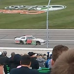 Photo taken at Kansas Speedway by Johnny M. on 4/29/2012