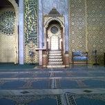 Photo taken at Masjid Nasional Al-Akbar by Maulana C. on 9/3/2012