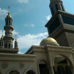 Photo taken at Masjid Islamic Centre by Agus S. on 7/31/2012