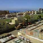 Photo taken at Cementerio de Playa Ancha by Jonathan F. on 3/18/2012