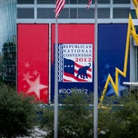 Photo taken at 2012 Republican National Convention by CNN on 8/28/2012