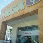 Photo taken at Mega Comercial Mexicana by jose n. on 9/6/2012