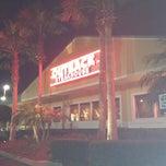 Photo taken at Outback Steakhouse by Lauren V. on 3/8/2012