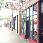Photo taken at Festa Pizzeria by Julius W. on 4/30/2012
