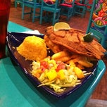 Photo taken at chilango Seafood by Lourdes L. on 5/14/2012