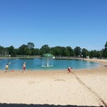 Photo taken at Kewanis Swim Pond by VazDrae L. on 8/7/2012