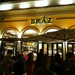 Photo taken at Bráz Pizzaria by Lucas M. on 8/19/2012