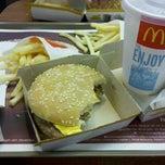 Photo taken at McDonald's by Jello 🚲 on 11/17/2011