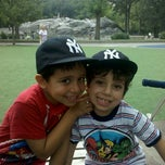 Photo taken at Central Park - Heckscher Playground by Ray R. on 9/24/2011