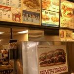 Photo taken at Burger King by Qatadah N. on 9/8/2011