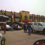 Photo taken at Madina Market by Noel D. on 1/26/2012