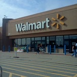 Photo taken at Walmart Supercenter by Kayla M. on 9/8/2012
