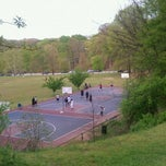 Photo taken at Candler Park by Kayla W. on 4/7/2011