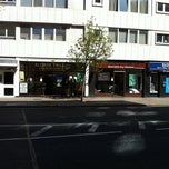 Photo taken at Sloane Cleaners Ltd by Luke N. on 4/8/2011
