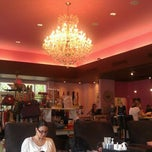 Photo taken at Embellish Nails & Boutique by Jenn R. on 10/6/2011