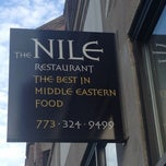 Photo taken at The Nile Restaurant by David S. on 5/26/2012