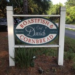 Photo taken at Roastfish & Cornbread by Ryan G. on 5/24/2012