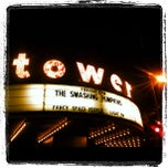 Photo taken at Tower Theatre by Theo A. on 10/22/2011