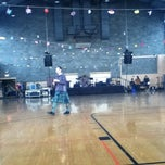 Photo taken at Hales Gym by Zoe M. on 4/13/2012