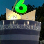 Photo taken at Concord Mills by Mo B. on 3/16/2012
