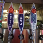 Photo taken at The Curb Bar & Grill by New Belgium Ranger on 1/19/2012