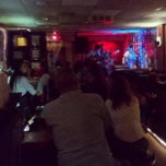 Photo taken at Franco's Lounge Restaurant & Music Club by Patrick P. on 8/23/2012