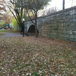 Photo taken at Tyler Park by Nicole H. on 11/8/2011
