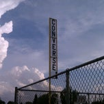 Photo taken at Converse Softball Complex by Kathy S. on 6/7/2012