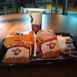Photo taken at Burger King by Louis C. on 10/9/2011