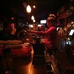 Photo taken at Alley Bar by Matthew K. on 12/3/2011