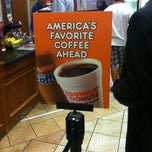 Photo taken at Dunkin' Donuts by Jake R. on 6/17/2011