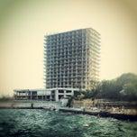 "Photo taken at Пляж санатория ""Россия"" by Дмитрий Ч. on 9/12/2012"
