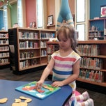 Photo taken at St. Petersburg Library by Stan J. on 8/8/2012