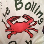 Photo taken at The Boiling Crab by Abigail J. on 5/8/2012
