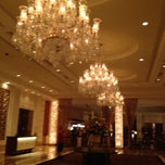 Photo taken at Trump International Hotel Las Vegas by Olga T. on 8/18/2012