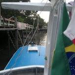 Photo taken at Maloca Sabor da Ilha by Flavio L. on 7/30/2012