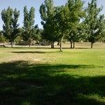 Photo taken at Loveless Park by Aric C. on 6/23/2012