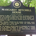 Photo taken at Margaret Mitchell House by Robert M. on 7/24/2011
