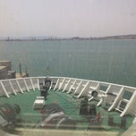 Photo taken at Naviera Armas - Ferry Melilla-Motril by Macu on 8/5/2012