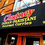 Photo taken at Chutney Restaurant by Christina W. on 7/27/2012