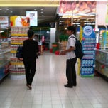 Photo taken at Carrefour by mei l. on 8/2/2011
