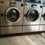 Photo taken at Sudz Laundromat by Tene W. on 10/24/2011