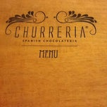 Photo taken at Churreria Spanish Chocolateria by Jenny H. on 12/8/2011
