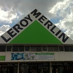Photo taken at Leroy Merlin by Matthieu D. on 8/8/2011