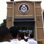 Photo taken at Ibu Pejabat Polis Kontinjen Selangor by Johnny H. on 2/20/2011
