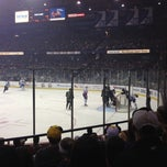 Photo taken at Chicago Wolves Game by David S. on 3/25/2012